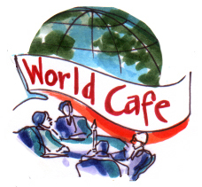 Toborzás - World Café