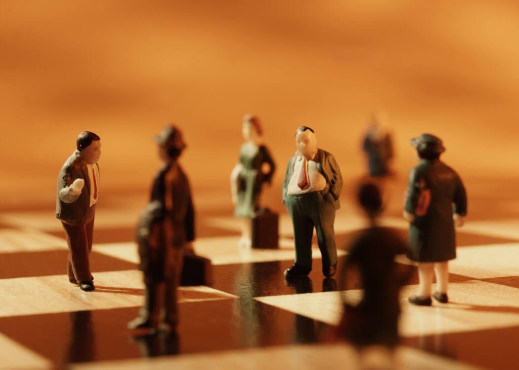 Office-politics-checkers