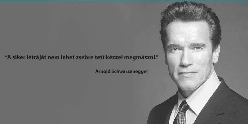 Motiváló emberek - Arnold Schwarzenegger