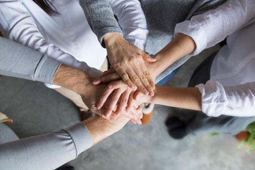 Együttműködés - hatékonyság csapatépítő tréning